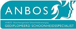 Logo Anbos brancheorganisatie Schoonheidsverzorging